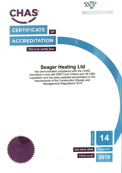 Industry Accreditations Seager Home Solutions